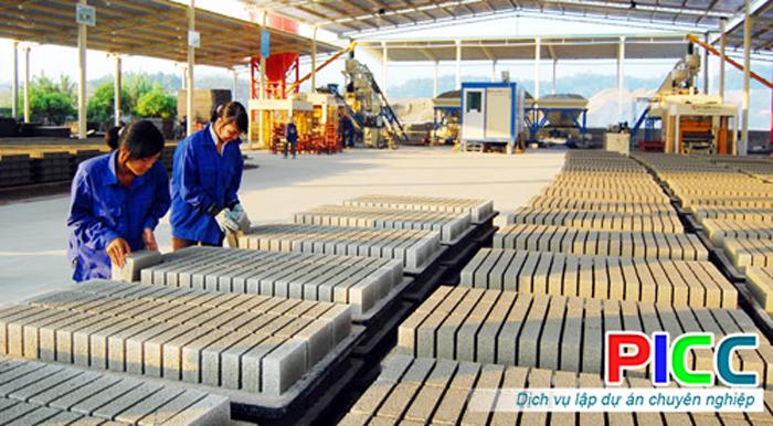 Báo cáo tiền khả thi Nhà máy sản xuất gạch không nung tỉnh Đồng Nai