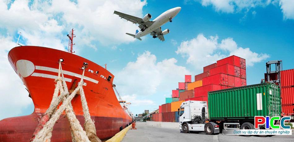 Báo cáo tiền khả thi trung tâm logistics Chân Mây