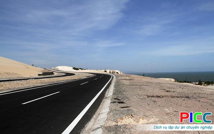 Bình Thuận: Điều chỉnh cục bộ quy hoạch đường ven biển đoạn Phan Thiết - Thuận Quý