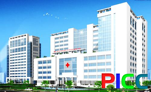 Dự án bệnh viện đa khoa Hồng Liên