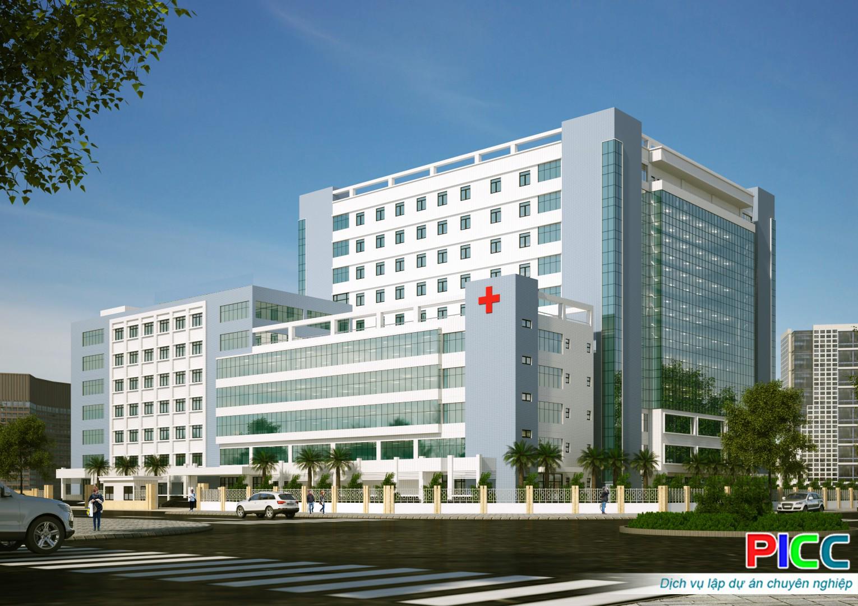Dự án Bệnh viện đa khoa kết hợp truyền thông TPHCM