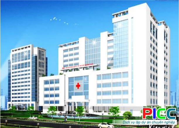 Dự án Bệnh Viện Đa Khoa Quốc Tế Phúc An Khang