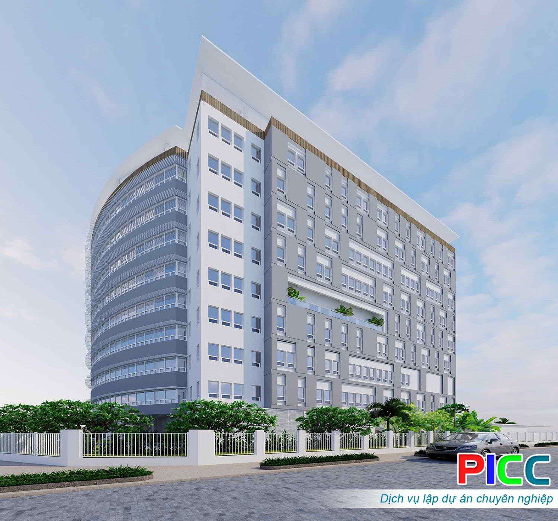 Dự án đầu tư Bệnh viện Đa khoa Quốc tế