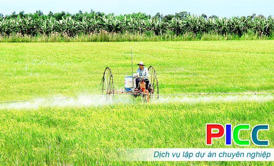 Dự án đầu tư Chuyển đổi sản xuất lúa theo hướng hữu cơ organic của Hợp tác xã Nông nghiệp - tỉnh Vĩnh Long