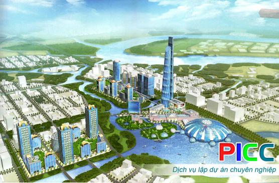 Dự án đầu tư hạ tầng khu đô thị mới