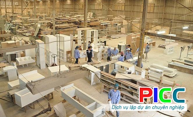 Dự án đầu tư nhà máy cưa xẻ gỗ Đồng tâm