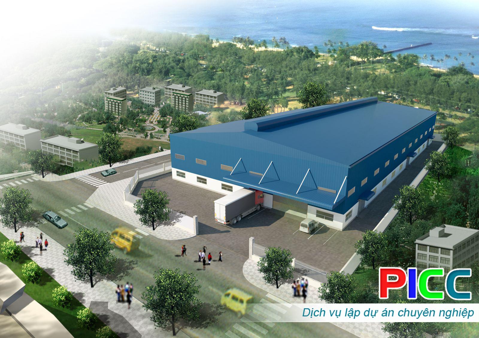 Dự án đầu tư nhà máy sản xuất phân hữu cơ vi sinh