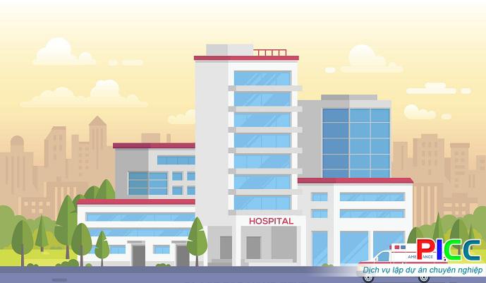 Dự án đầu tư xây dựng bệnh viện Đa khoa Quốc tế