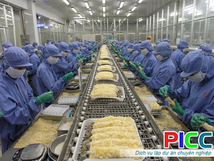 Dự án đầu tư xây dựng Khu chế biến nông sản theo tiêu chuẩn EU Tỉnh Ninh Bình