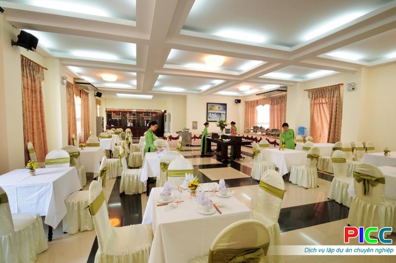 Dự án đầu tư xây dựng nhà hàng và khách sạn