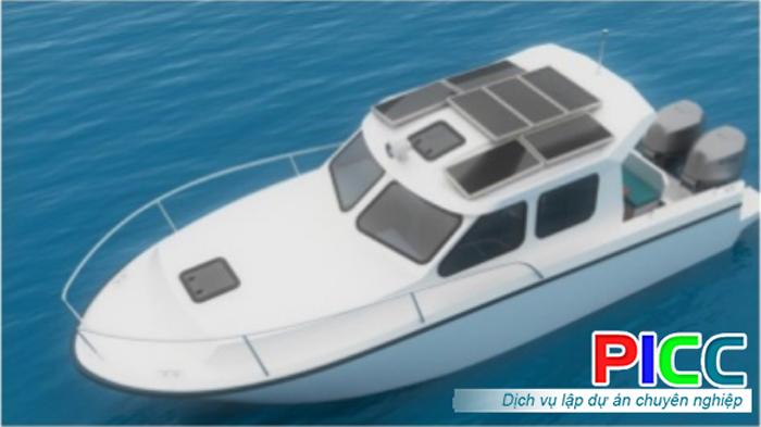 Dự án đóng tàu bằng vật liệu mới PPC ứng dụng công nghệ cao và nuôi trồng thủy sản theo tiêu chuẩn EU