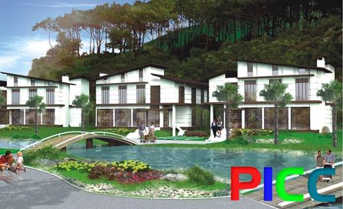 Dự án khu biệt thự du lịch nghỉ dưỡng 090718