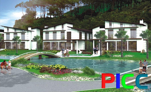 Dự án khu biệt thự du lịch nghỉ dưỡng 20618