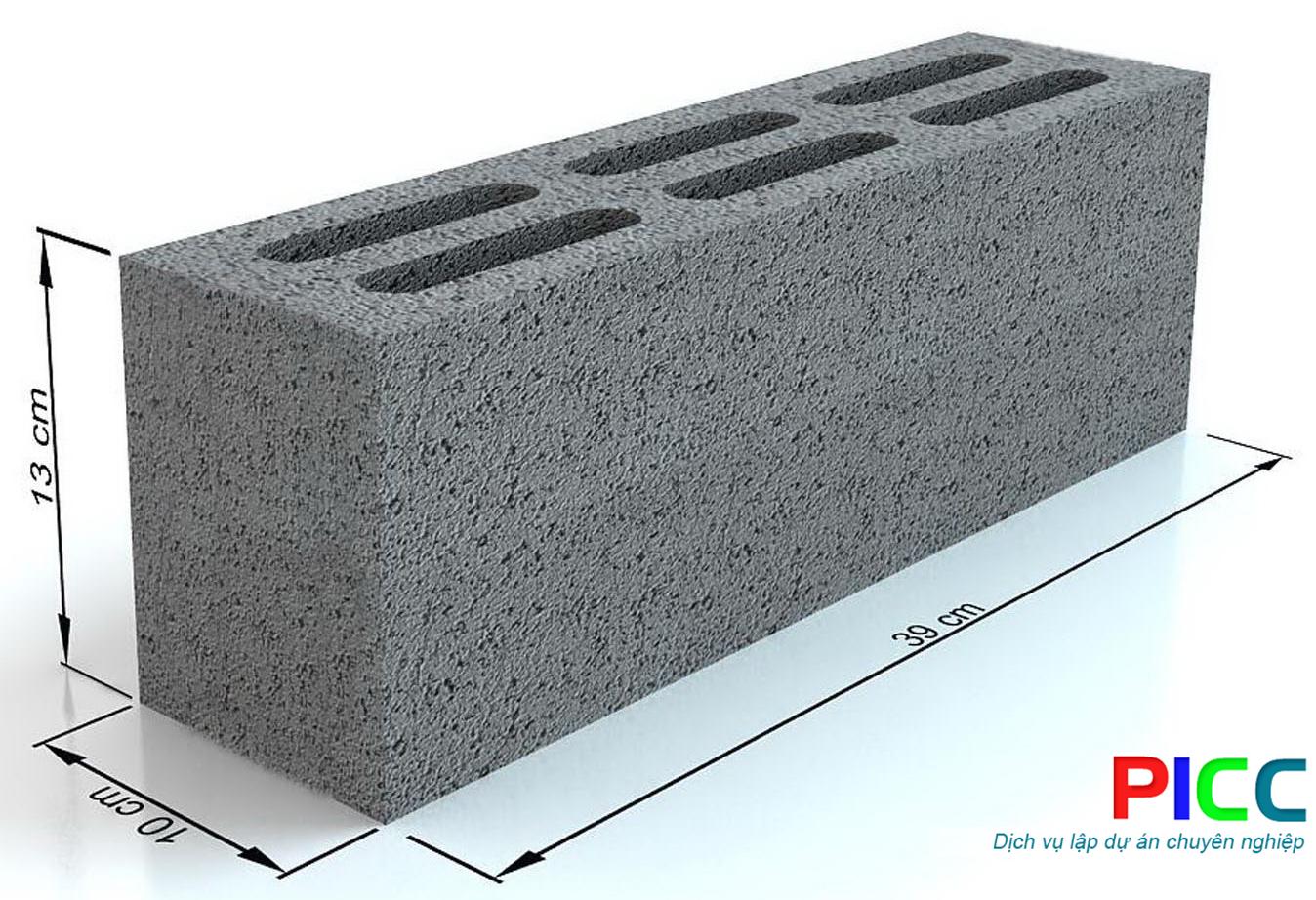 Lập Nhà máy sản xuất gạch không nung ly tâm bê tông đúc sẵn, gạch vỉa hè