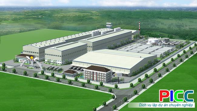 Dự án xây dựng nhà máy chế biến nông sản liên kết chuỗi