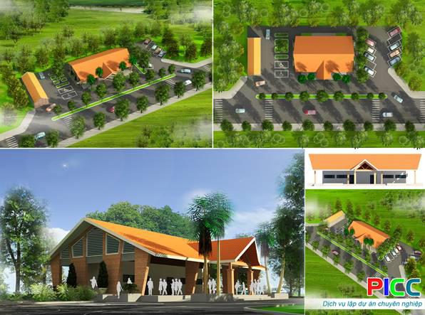 Dự án Xây dựng Trạm dừng chân tỉnh Gia Lai