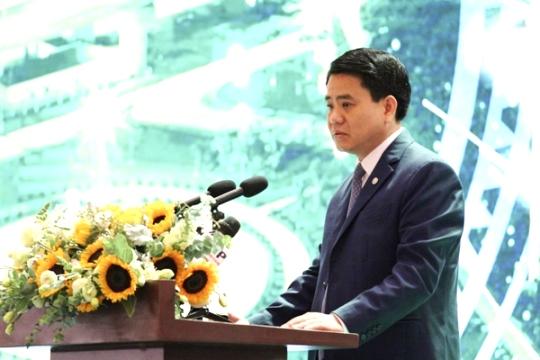 Hà Nội trao quyết định chủ trương đầu tư cho 71 dự án
