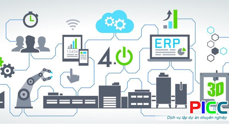 Hệ thống công nghệ quản lý vùng nguyên liệu và truy xuất nguồn gốc
