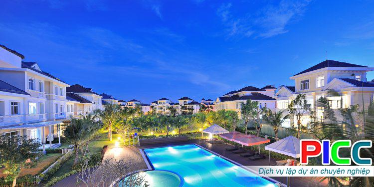 Khu biệt thự Sandbay Lagi tỉnh Bình Thuận