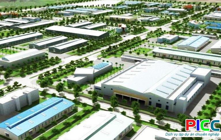 Khu công nghiệp Hoàng Lộc tỉnh Long An