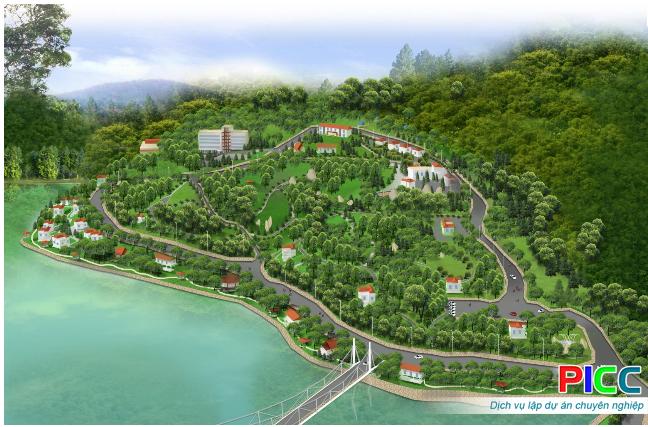 Khu du lịch nghỉ dưỡng tại Vùng Tàu