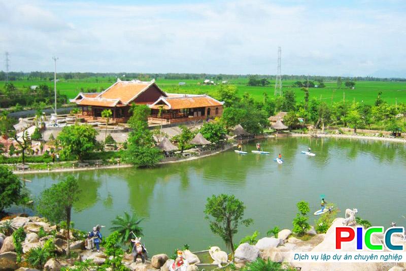 Khu du lịch Sandbay Hoàng Hà tỉnh Bình Thuận