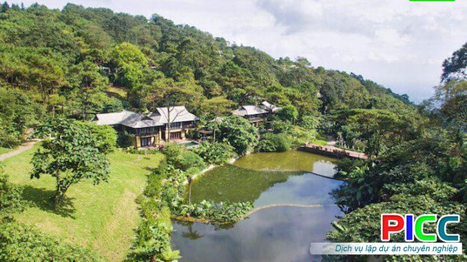 Khu du lịch sinh thái kết hợp nuôi trồng thủy sản Phương Anh tỉnh Đồng Nai