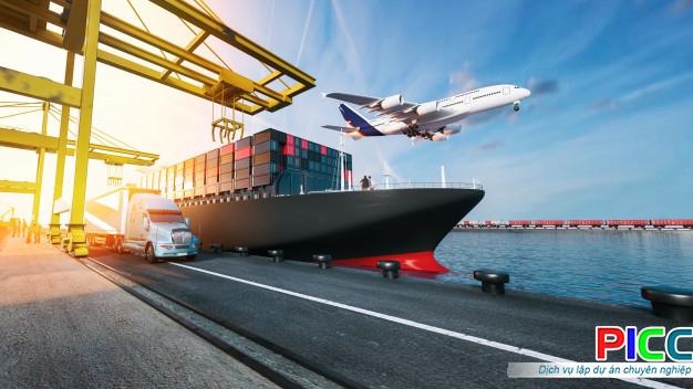 Khu liên hợp dịch vụ Logistics tỉnh Vũng Tàu
