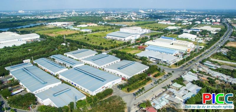 Khu liên hợp sản xuất HCJ tỉnh Nghệ An