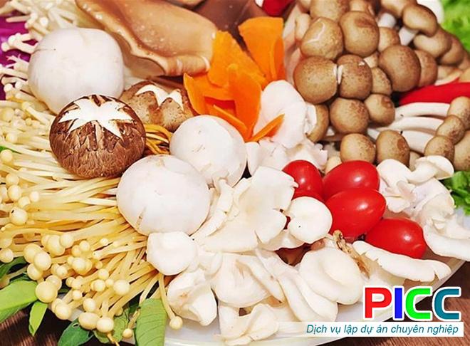 Nấm ăn liền tại Hà Nội