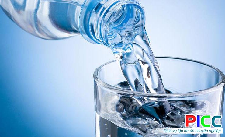 Nhà máy nước đóng chai Cawaco tỉnh Cà Mau