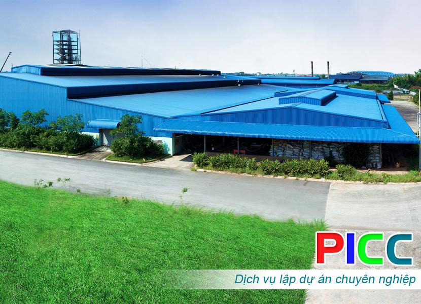 Nhà máy sản xuất bột cá Thanh Hóa