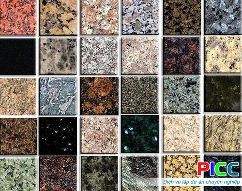 Nhà máy sản xuất gạch Granite