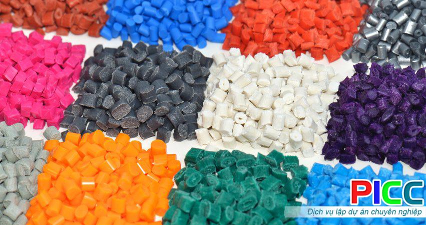 Nhà máy sản xuất hạt nhựa tái sinh và các sản phẩm từ nhựa tỉnh Thái Bình
