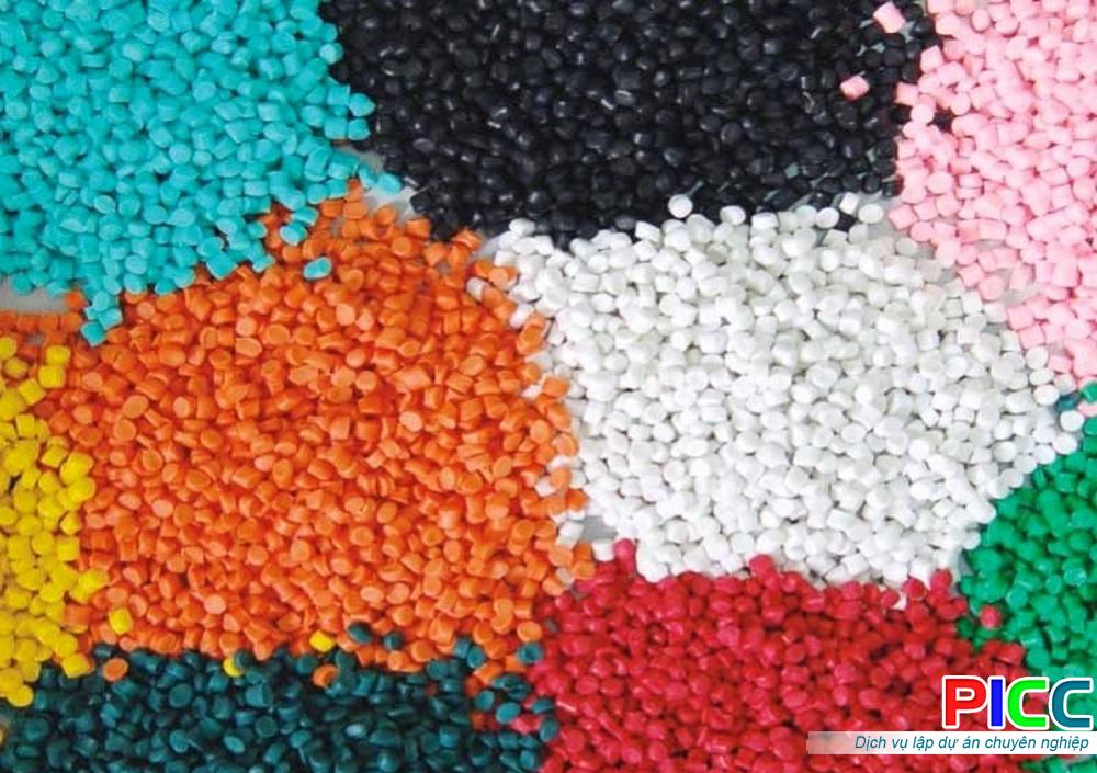 Nhà máy sản xuất nhựa PE tỉnh Quảng Nam