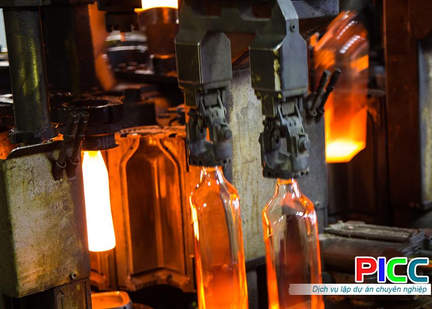 Nhà máy sản xuất thủy tinh lỏng và các sản phẩm thủy tinh tỉnh Quảng Bình
