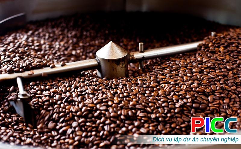 Nhà máy sản xuất và rang xay cà phê - Gia Lai