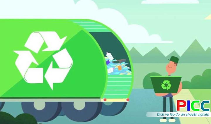Nhà máy tái chế giấy phế liệu nhập khẩu tỉnh Đồng Nai