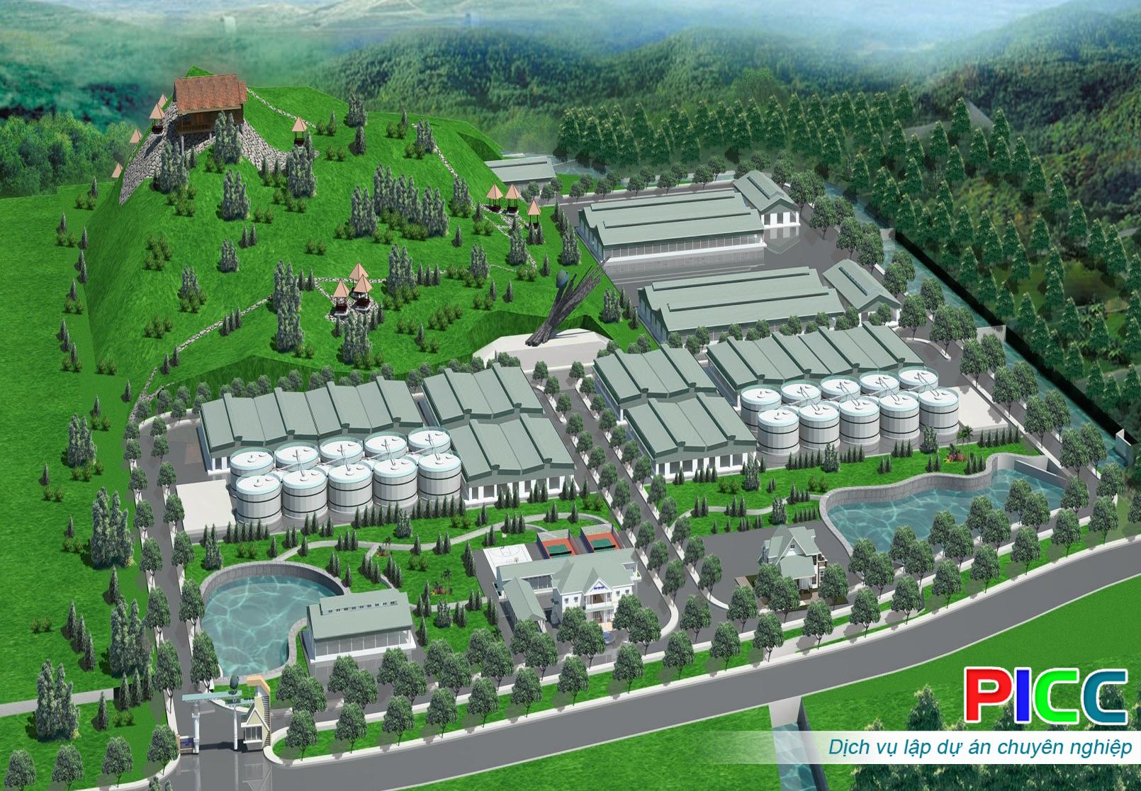 Nhà máy xử lý chất thải rắn tỉnh Ninh Bình