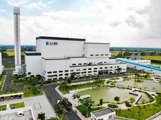Nhà máy xử lý rác thải sinh hoạt và điện rác tại Nam Định
