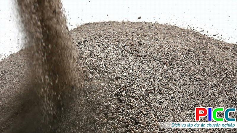 Những giải pháp thay thế cát tự nhiên trong xây dựng