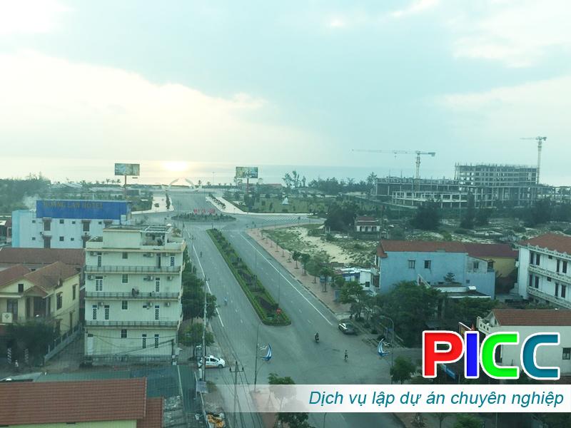Quảng Bình: Sắp có thêm 3 dự án khu đô thị ven biển