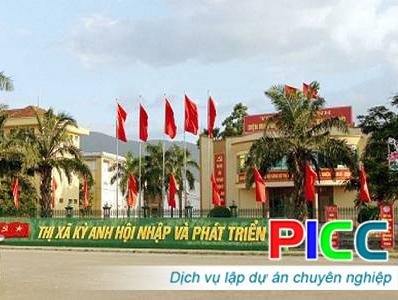 Quy hoạch chung thị xã Kỳ Anh, tỉnh Hà Tĩnh