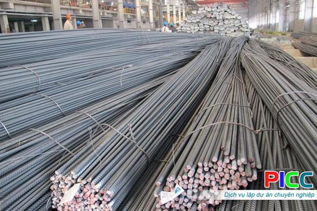 Tăng cường sản xuất thép từ nguyên liêu tái chế