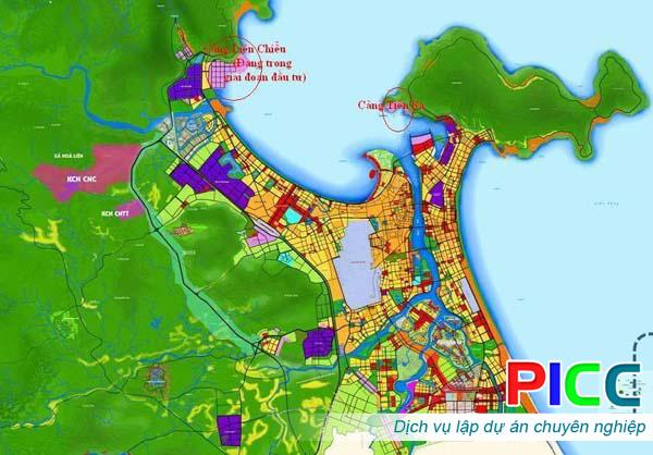 Thẩm định chủ trương đầu tư Bến cảng Liên Chiểu (Đà Nẵng)