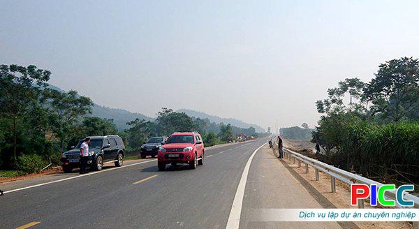 Thông xe tuyến đường 2.700 tỷ nối từ Hà Nội đến Hòa Bình