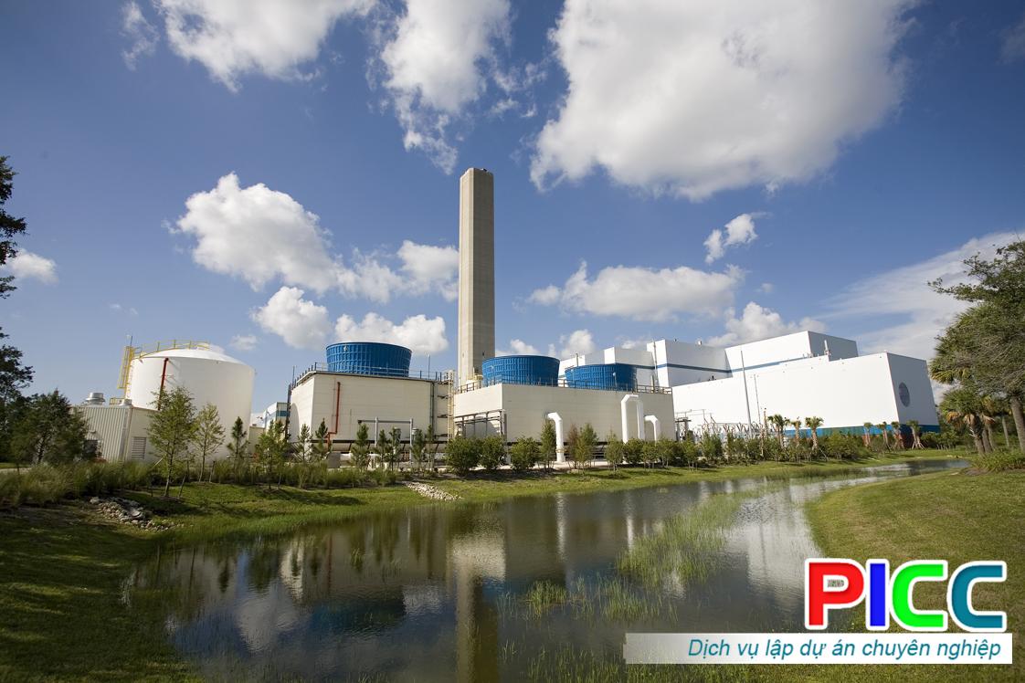 Thuyết minh dự án đầu tư Nhà máy đốt rác sinh hoạt và tái chế cao su phế thải
