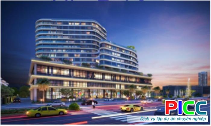 Thuyết minh dự án đầu tư Trung tâm thương mại Khách sạn Hủa Phăn tỉnh Thanh Hóa
