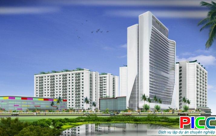 Trụ sở làm việc của công ty tại tỉnh Bình Định