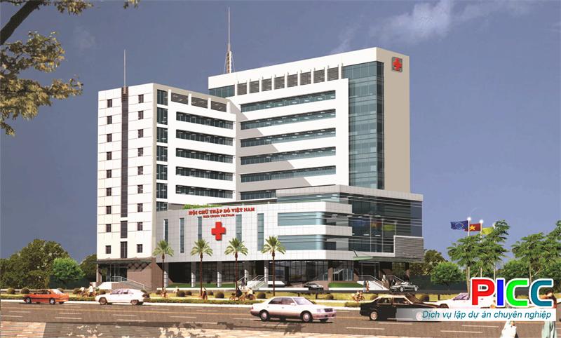 Trung tâm hoạt động chữ thập đỏ ĐBSH tại Hà Nam